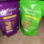 Nature's Hand Granola Review and Giveaway