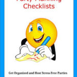 Party Planning Checklist Review