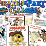Printable Pirate Party Games Review/Giveaway
