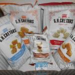 G. H. Cretors Popcorn Review/Giveaway