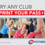 7 Day Free Gym Membership Pass for 24Hour Fitness