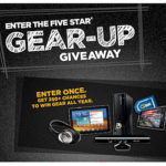 Gear Up Giveaway