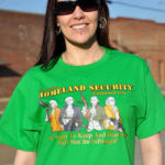 The Original Homeland Security T-Shirt Giveaway