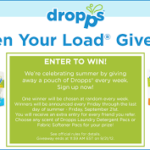 Dropps Giveaway