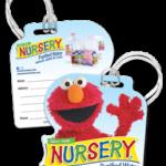 Free Nursery Bag Tag