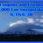 Coupons and Friends 6,000 Fan Sweepstakes