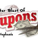 Twitter Blast of Coupons Giveaway