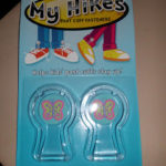 My Hikes Pant Cuff Fasteners Review/Giveaway