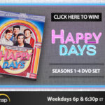 INSP Happy Days DVD Sweepstakes