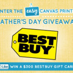 $300 Best Buy Gift Card Giveaway