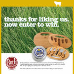 Roth Cheese Giveaway