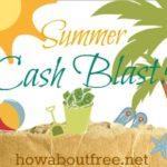 Sweet Summer Cash Blast