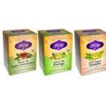 Send a Friend 2 Free Samples of Yogi Tea