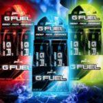 Free G Fuel Stick Pack Sample