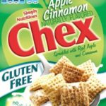 Free sample of Apple Cinnamon Chex Cereal (First 10,000)