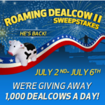 FREE DealCow Toy From CowBoom This Week (7/2-7/6)