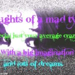 Life of a mad typer Summer nights Giveaway!