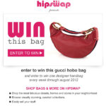 Gucci Hobo Bag Giveaway