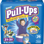 FREE Huggies Pull-ups Sample Pack