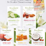 3 FREE Skin Smart Tea Samples from Tea Forte