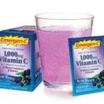 Free sample of Emergen-C Vitamin Drink Mix