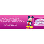 Surprise Your Child with a free Disney Enchanted Call