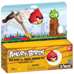 Free Angry Birds Egg Knex Piece on August 2nd-20th at 3PM ET