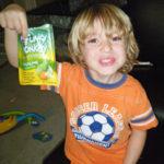Funky Monkey Snack Giveaway