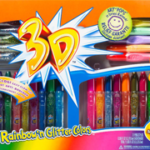 Free Sample of Elmers 3D Paint Pens