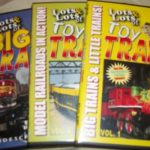 Trains DVD's Review/Giveaway