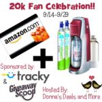 $200 Amazon + SodaStream