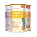 Receive a Free Sample of Simply Right Baby Care Infant Formula