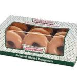 Stop Into Krispy Kreme for a Free Doughnut on September 19th
