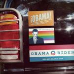 Choose 1 of 3 Obama Bumper Stickers