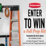 Win a Fall Prep Kit
