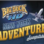 Win a Trip to NYC to see the Big Buck HD World Championship