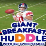 Enter the Giant Breakfast Huddle with Eli Sweepstakes