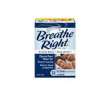 Free Sample of Breathe Right Nasal Strips
