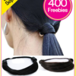 Free Synthetic Hair Elastic From Abhair at 9pm est