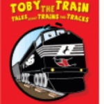 Free Toby the Train Coloring Book