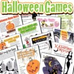 Printable Halloween Party Games Review