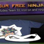 Free Teenage Mutant Ninja Turtles Kit