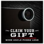 Free Marlboro Wide Angle Phone Lens