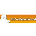 Download & Print Your Free You've Been BOOed Ghost