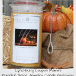 Pumpkin Spice Jewelry Candle Giveaway