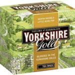 Free Sample of Yorkshire Gold Tea