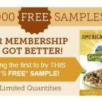 Free Cascadian Farms Granola Sample for Live Better America members