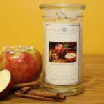 Cinnamon Apple Jewelry Candle Giveaway