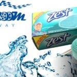 Free Zest Special Edition Car Shaped Bar