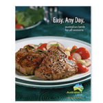 Free Copy of World of Flavor Australian Lamb Recipe Book
